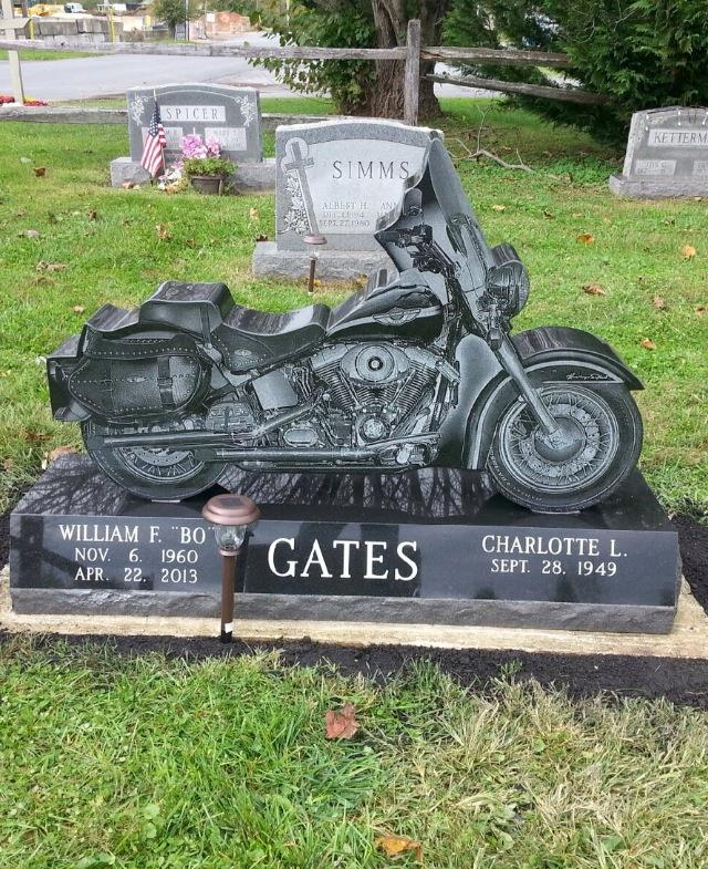 gates granite harley